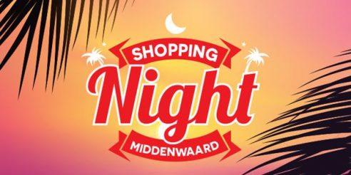 Shopping Night Middenwaard!
